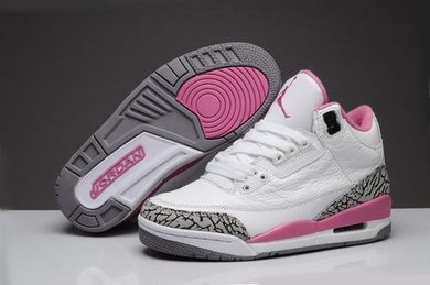 Air Jordan III (3) Retro Women